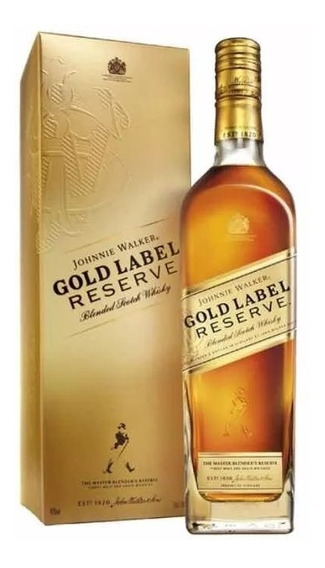 Whisky Johnnie Walker Gold Label Reserve 750 Ml - Cuotas