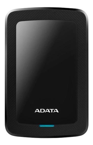 Disco rígido externo Adata AHV300-4TU31 4TB preto