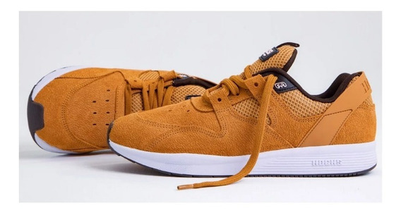 Tenis Hocks Solo Camel