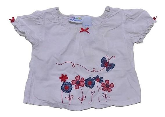 Blusa Playera Miniwear Bebé Niña Maternidad Liquidación! #34