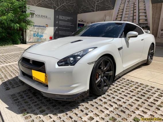 Nissan Gt-r 3.6