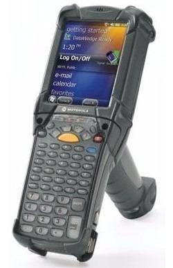 Coletor De Dados Motorola Symbol Barcode Scaner Mc9190 9190g