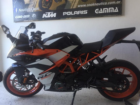 Ktm Rc 390 (2016) 4.500km Con Mapeo Powertronic
