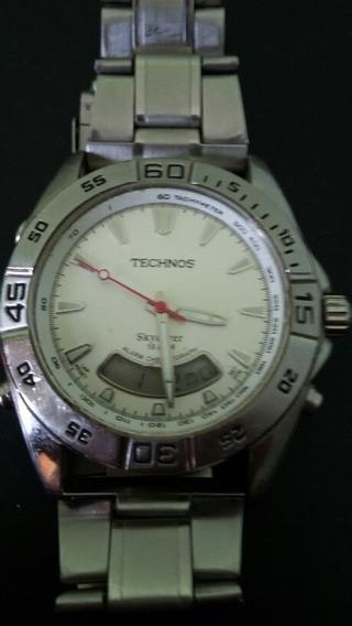 Relógio Technos Skydiver 10 Atm (997k)