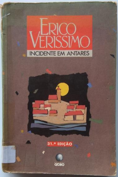 Livro Incidente Em Antares. Érico Verissimo. 31° Edição