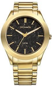 Relógio Technos Feminino 2033af/4p Dourado