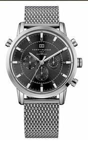 Relógio Tommy Hilfiger 1790877- Pulseira Malha De Aço