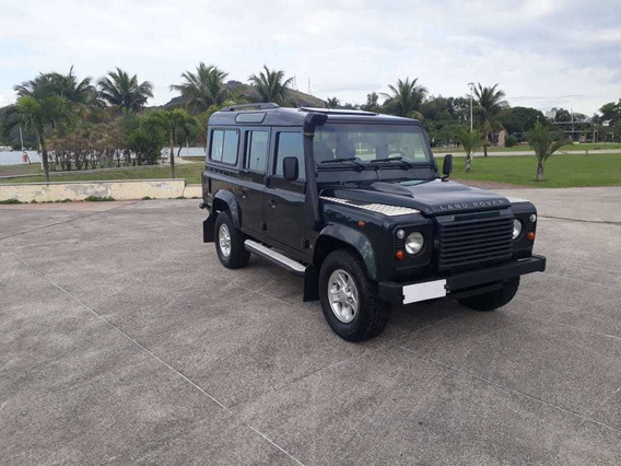 Land Rover Defender 2.4 110 Sw 4x4 Turbo Diesel 4p.2010/2010