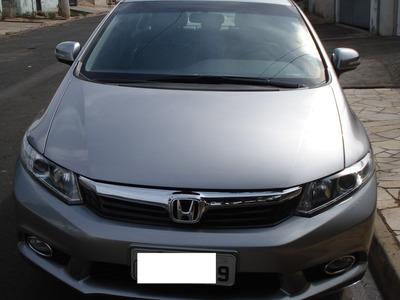 Honda Civic Lrx 2.0 Flex Aut. 4p