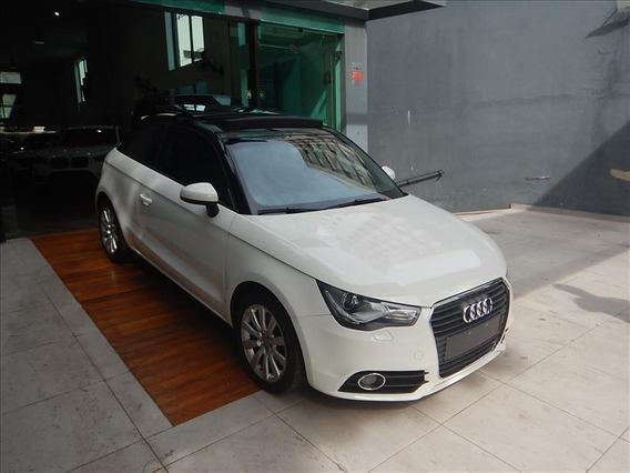 Audi A1 A1 Atraction Top C/ Teto 2012 Branco