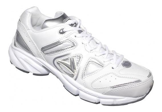 Tenis Dama Simipiel Blanco Blanco-mod.0639bi5702226