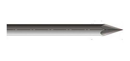 Fresas Cnc Grabado Conicas  No Ferrosas 0,3mm. 45°