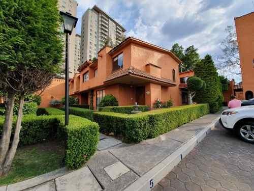 Lomas De Vista Hermosa, Grandiosa Casa En Condominio En Venta