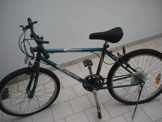 Bicicleta Mountain Bike Rodado 24 Liberty, Excelente Estado!