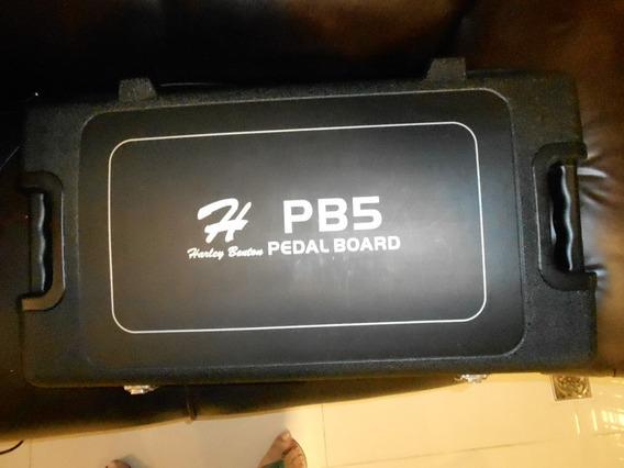 Harley Benton Pb5 Pedalboard