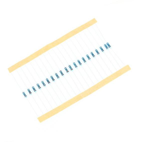 Resistor 100 Ohm 1/4w X10 Unidades