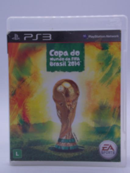 Copa Do Munda Da Fifa 2014 Play Station 3 Original Física
