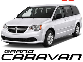 Dodge Grand Caravan 3.7 Se At V6 Pentastar 8 Pas Abs Ebd Rhc