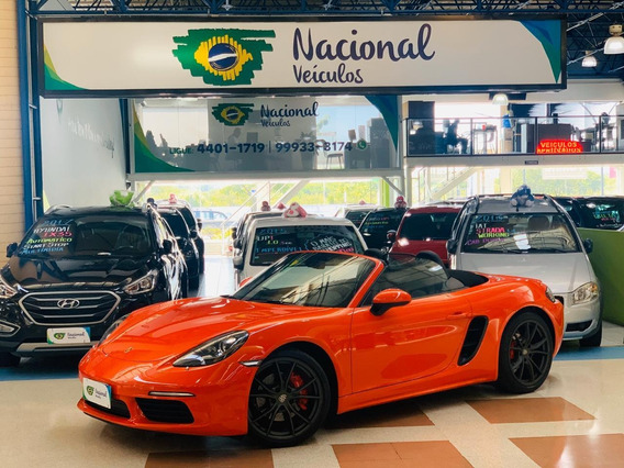 Porsche Boxster S 2.5 Turbo 350cv Lava Orange Impecavel