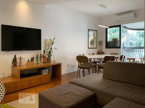 Apartamento À Venda - Moema, 3 Quartos,  95 - S893129657