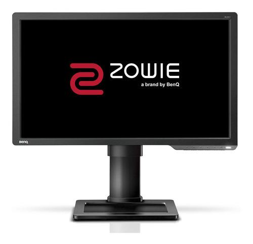 "Monitor BenQ XL Series XL2411 LCD 24"" dark grey 110V/220V"
