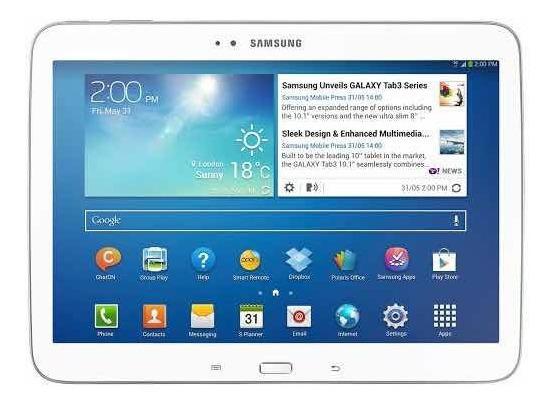 Tablet Samsung Galaxy Tab 3 Gt-p5200 16gb 10.1 Pol 3g/wi-fi