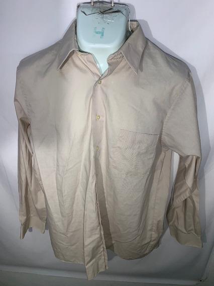Camisa L Van Heusen Id V764 U Detalle Hombre Remate!