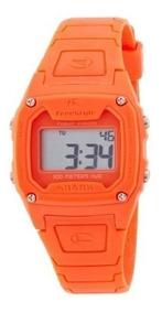 Relógio Freestyle Fs81332 Shark Classic Orange