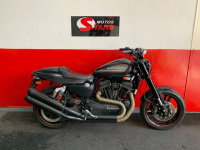 Harley Davidson Sportster Xr 1200 X 1200x Xr1200x 2011 Preta