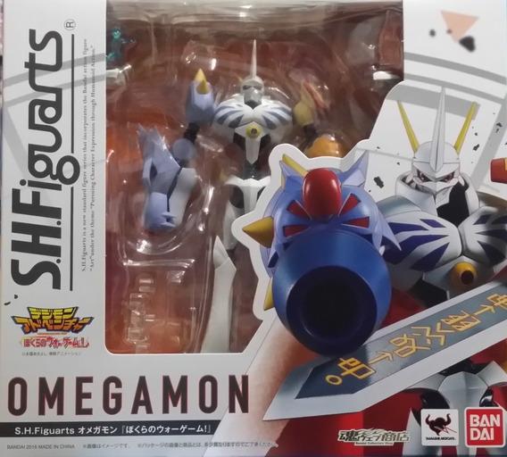Digimon Omegamon S.h. Figuarts Bandai