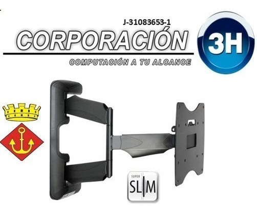 Base Para Tv Articuladas Pickens 757-ms 26 A 42 Pulgadas