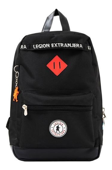 Mochila Homero Rock Legion Extranjera
