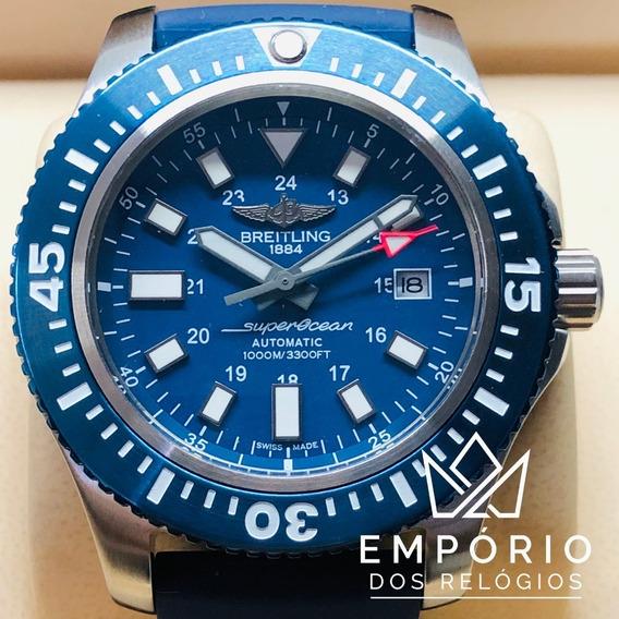 Relógio Breitling Superocean 44 Special Automático