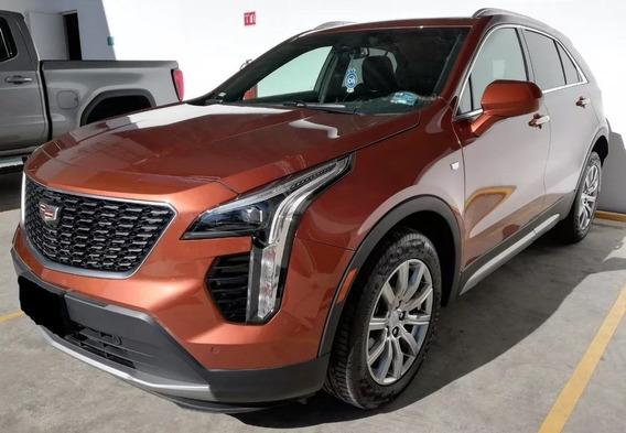 Cadillac Xt4 2019 Premium Luxury Unidad Demo Agencia Cadilla