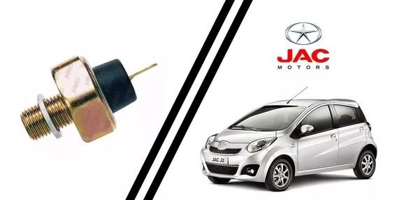 Interruptor Sensor Pressao Oleo J2 J3 1.4 16v Jac Motors