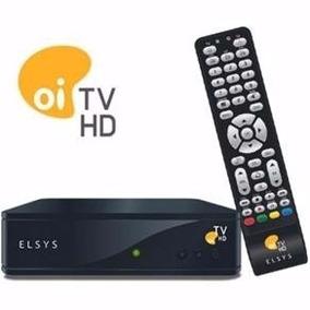 Receptor Elsys Oi Tv Livre Hd 67 Canais 5 Hd Grátis