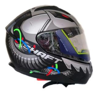 Cascos Moto Shaft 571 Sentinel L Certificado + Obsequio