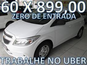 Chevrolet Onix Completo Zero De Entrada + 60 X 899,00 Fixas