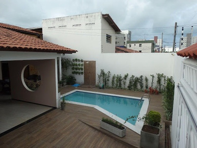 Casa Com 4 Dormitórios À Venda, 360 M² Por R$ 850.000 - Bessa - João Pessoa/pb - Ca1501