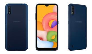 Samsung Galaxy A01 5.7 Pulgadas 32gb 2ram Dual Cámara 13mpx