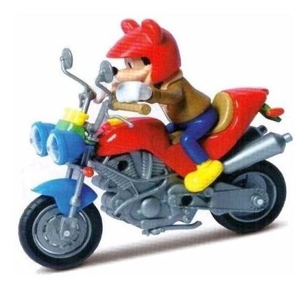 Diecast Disney Moto Do Mickey Escala 1/18 - Motorama