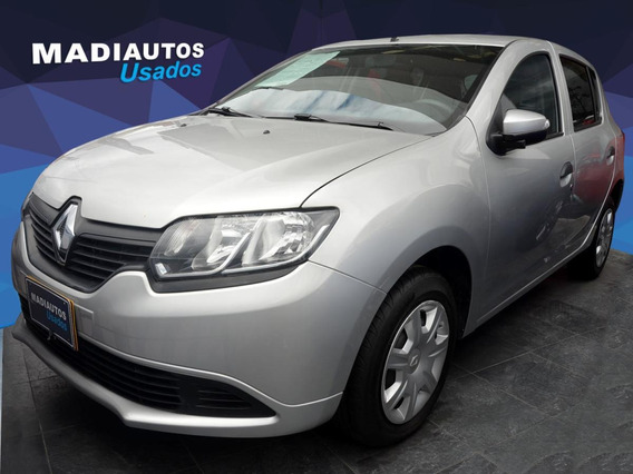Renault Sandero Autentic 1.6 Mecanico 2019
