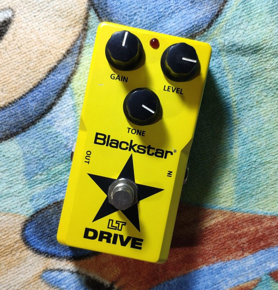 Blackstar Lt-drive - Willaudio