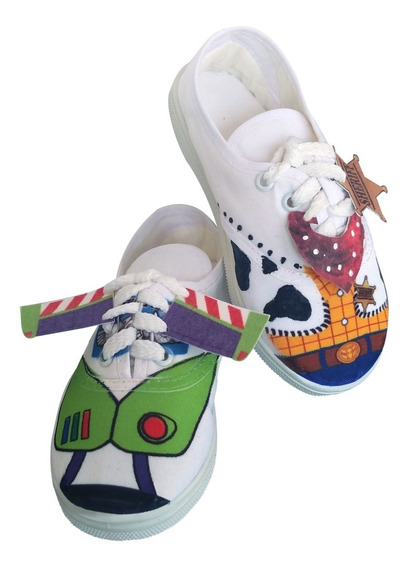Tenis Temática Toy Story