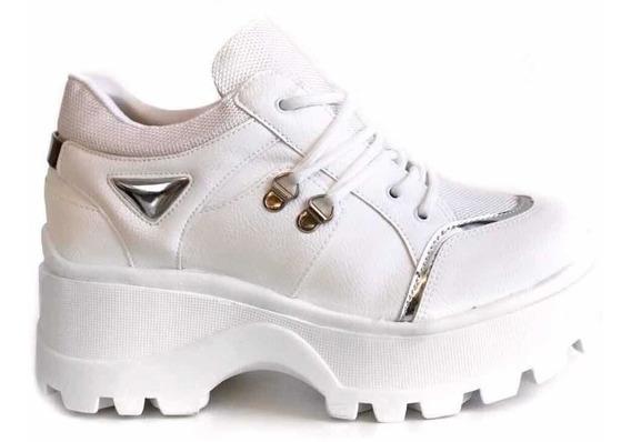 Tênis Alto Super Chunky Dad Sneaker Original Moda Bloguers