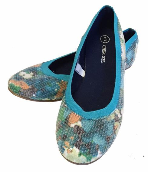 Zapatos Niña Cherokee Talle 3