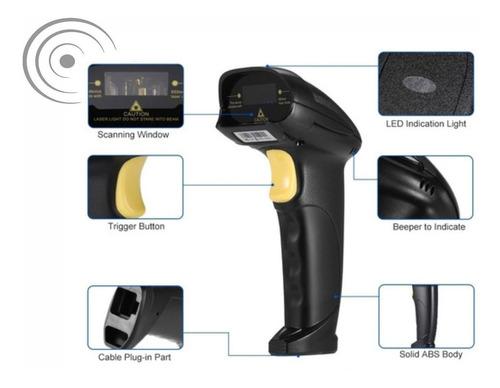 Escaner Pistola Codigo De Barra 3bumen Con Base Ajustable