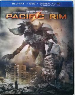 Pacific Rim Bluray