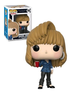Funko Pop #703 - Rachel Green 80 S Hair - Friends - Original
