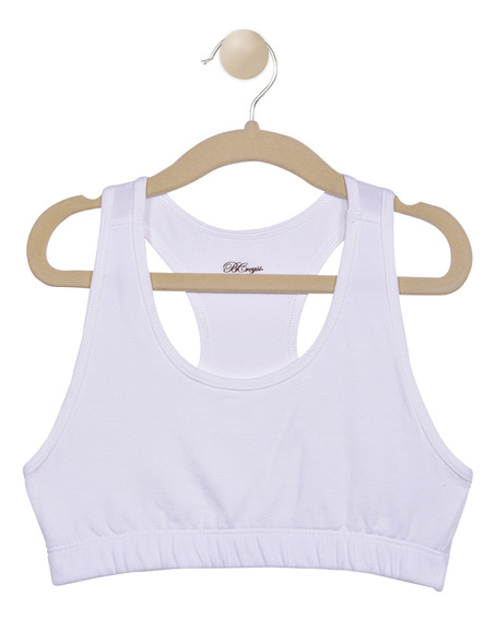 Corpiño Baby Creysi Collection Blanco T00996